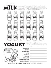 Flavored Milk & Yogurt