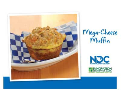 Mega Cheese Muffin Main Image