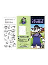 Sunnybell Activity Booklet