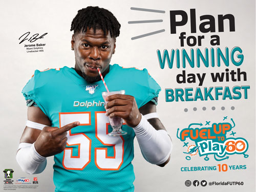 plan for a winning day with breakfast image