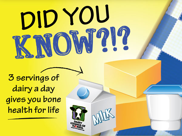 Did you know about milk image
