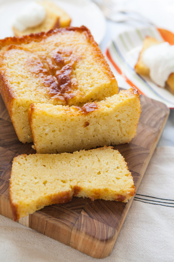 Meyer Lemon Pound Cake Mix