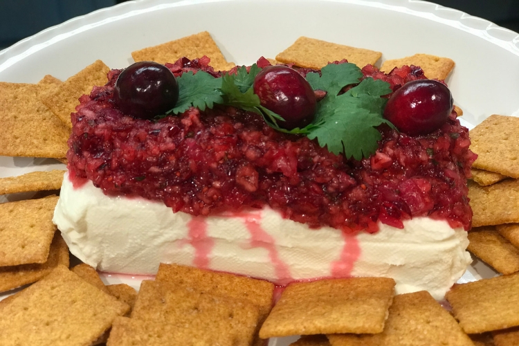 Cranberry Chutney Featured Image