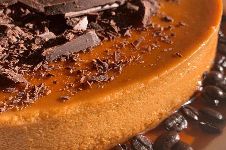 Espresso Chocolate Flan Featured Image