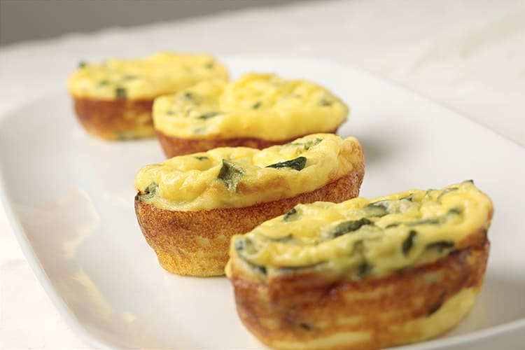 Mini Frittata Featured Image