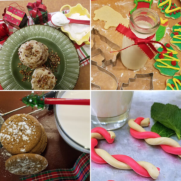12 Days Of Christmas Cookies And Milk With Heather Mcpherson