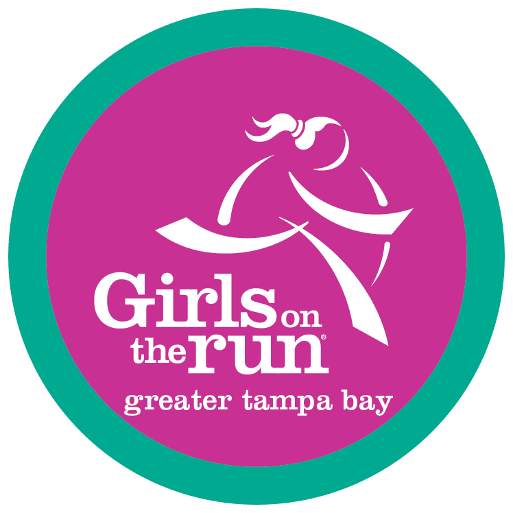 Girls on the run greater tampa bay logo
